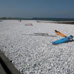 ウインドサーフィン-マーブルビーチ