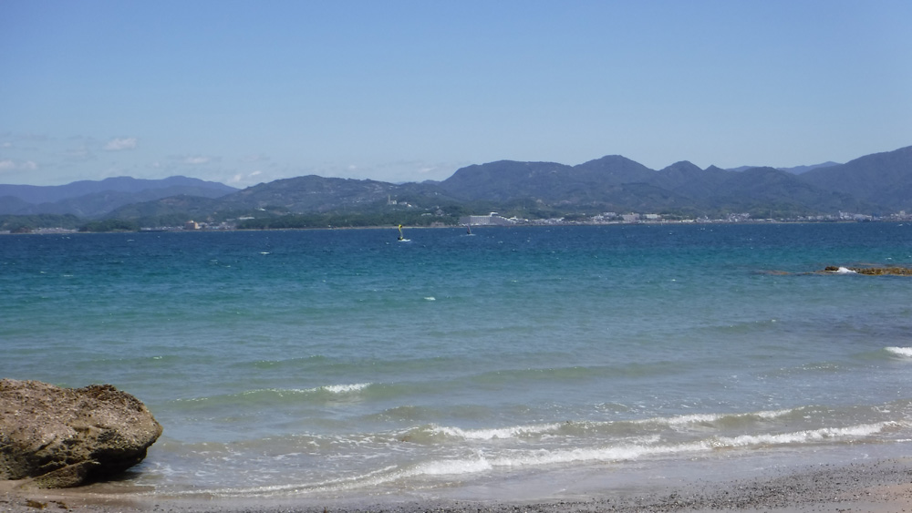 ウインドサーフィン臨海