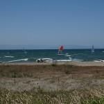 ウインドサーフィン新海浜