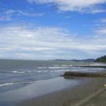 ウインドサーフィン 二見浦海岸