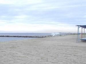 ウインドサーフィン 松奈瀬海岸
