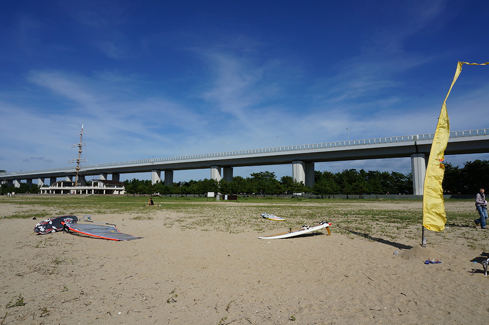 ウインドサーフィン【二色の浜】
