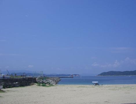 ウインドサーフィン加太海岸