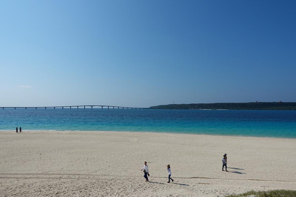 宮古島前浜ビーチ